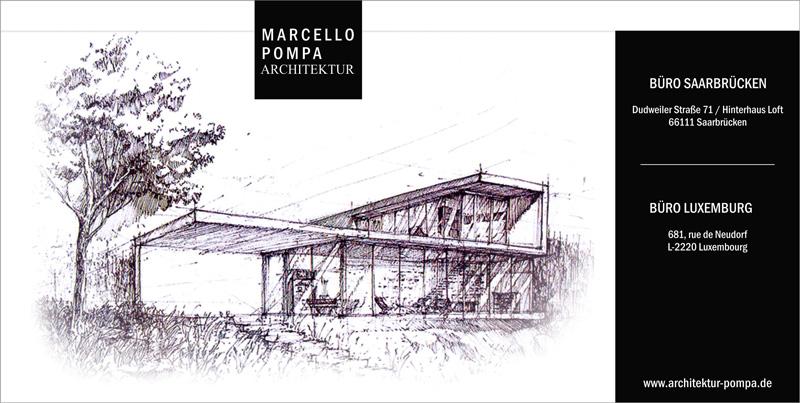 Marcello Pompa Architektur - Kooperation Weingart GmbH - Vorher / Nachher