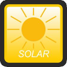 Weingart - Solar Wärmegewinnung