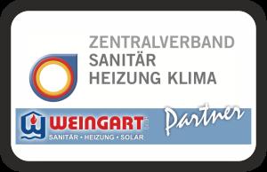 Weingart Partner - ZVSHK - Zentralverband Sanitär Heizung Klima