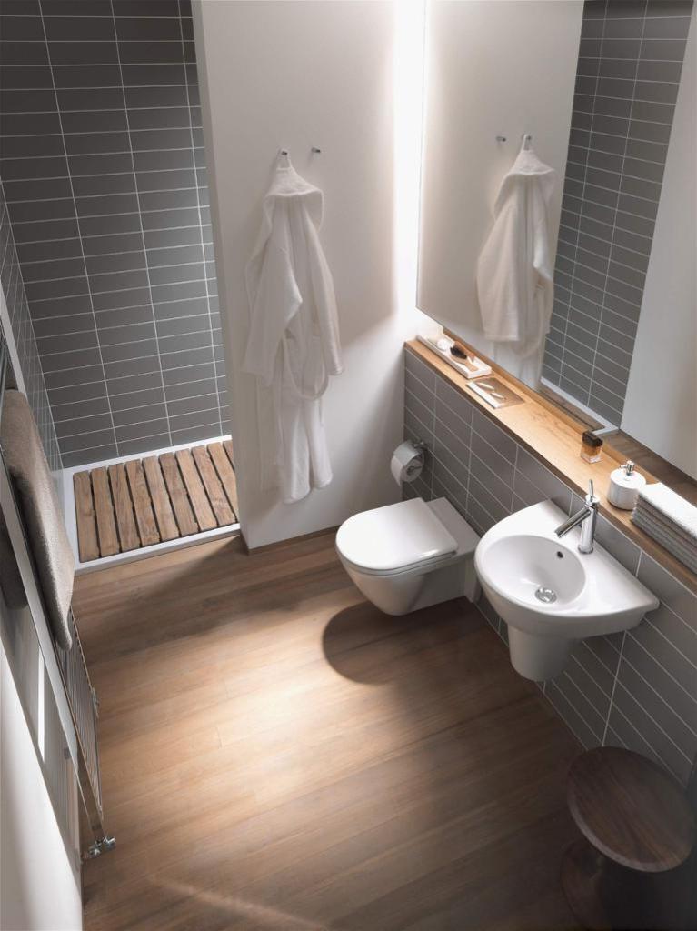 Macht aus einer Gästetoilette ein zweites Bad