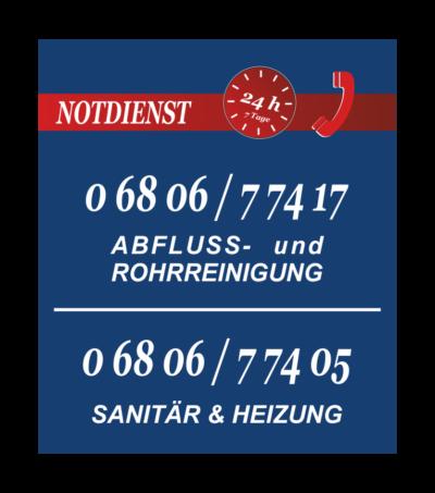 Notdienst der Weingart GmbH aus Heusweiler